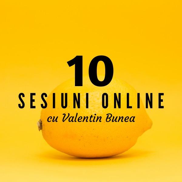 10 sesiuni online Valentin Bunea_Centru_Nutritie